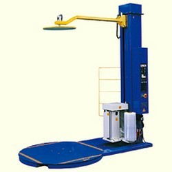 Stretch-Wrapping-Machine-with-Pressure-unit