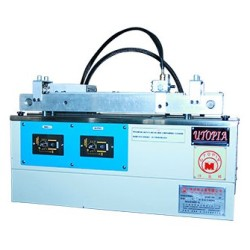 Superglue-Curtain-Coating-Machine