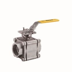 THREE-PIECE-ISO5211-MOUNT-DIRECT-TYPE-BALL-VALVE