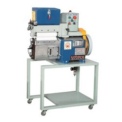 TWIN-SURFACE-CEMENTING-MACHINE-FOR-SOFT-ROLLER
