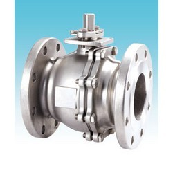 TWO-PIECE-BALL-VALVE