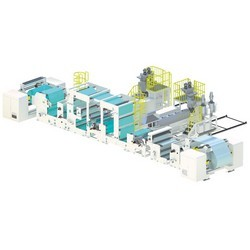 Tandem-Double-Sides-Extrusion-Laminating-Machine