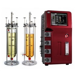 Thermostat-Lab-Bioreactor-Air-Lifter-Vessel
