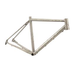 Titanium-Cyclo-Cross-Frame