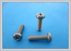 Titanium-Gr-2-Cross-Recessed-Pan-Head-Screws