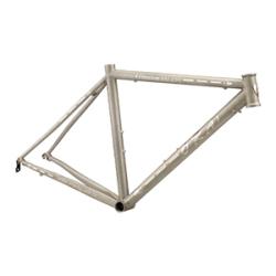 Titanium-Road-Frame