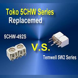 Toko-Alternative-Filter-5CHW-Series