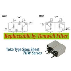 Toko-Alternative-Filter-7H-Series