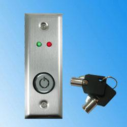 Tubular Key Switch