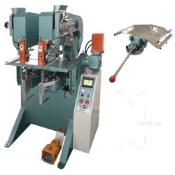 Twin-Riveting-Machine