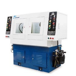 Twin-Spindle-Recessing-Machine