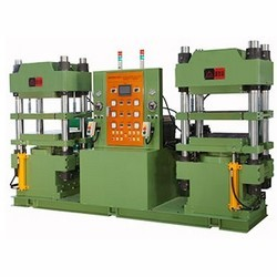 Two-Layer-Type-Compression-Molding-Machine