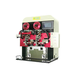 Two-Spindle-Taping-Machine