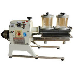 UPPER-TYPE-APPLYING-ADHESIVE-MACHINE