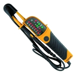 VOLTAGE-TESTER-WITH-LED-DISPLAY