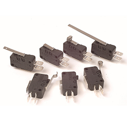VT-Series Snap Switches