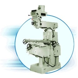 Variabl-Speed-Head-Vertical-Milling-Machine