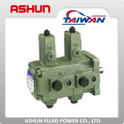 Variable-Displacement-Double-Hydraulic-Vane-Pump