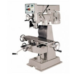 Variable-Speed-Vertical-Milling-Machine