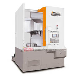 Vertical-CNC-Turning-Lathe