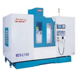 Vertical-Machining-Center---Linear-Ways-Series
