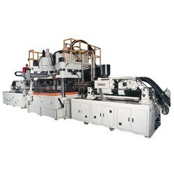 Vertical-Type-Injection-Moulding-Machine