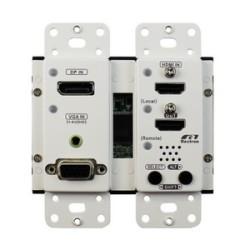 Wall-Plate-Multi-Format-Video-Extender-Transmitter