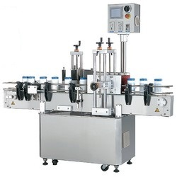 Wrap-around-Labeling-Machine
