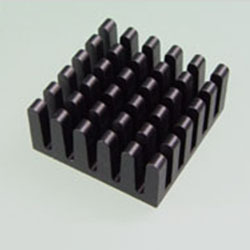 Aluminium Extruded Extrusion Heat Sink (BGA Heat Sink)