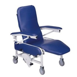 Deluxe recliner chair