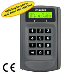 intelligent time attendance recorder