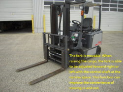 lateral-displacement-forklift