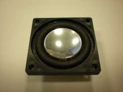 lcd monitor speakers and high output power miniature speakers