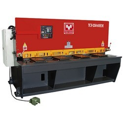 nc hydraulic guillotine shears
