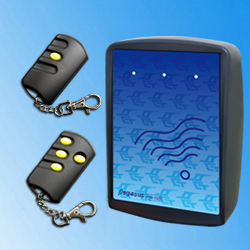 simple door remote access controllers