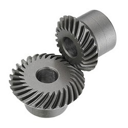 spiral bevel gear for sewing machines