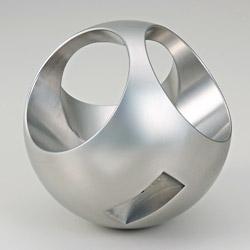 l type 3 way steel ball