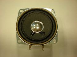 Ferrite Magnet Paper Cone Speakers