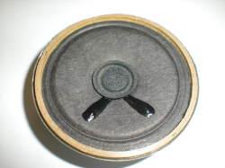 Ferrite Magnet Paper & P.P. Cone Speakers