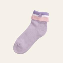 ladies' cuff socks