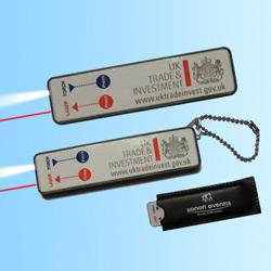 laser pointer cards