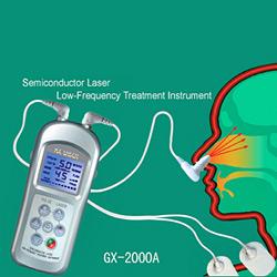 laser treatment instruments