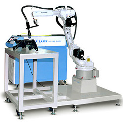 laser welder auxiliary equipment
