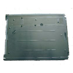 lcd back board support chase type mold