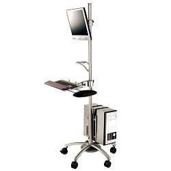 lcd mobile cart