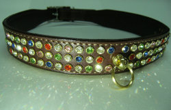 leather-dog-collar-w--shiny-crystals