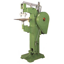 leather ring binder riveting machine