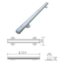 led 0.3w t-bar lights