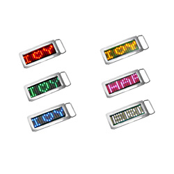 led buckles