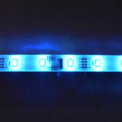 led chasing flexible strips
